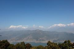 Machapuchre Himal - Fishtail Mountain (rajeev maskey) Tags: nepal mountain lake nature trekking pokhara himalayas fewalake machapuchre pokharavalley