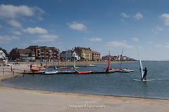 THE MARINE LAKE (David Preston Photography & Digital Imagery) Tags: uk england marinelake westkirby windsurfers merseyside thewirral
