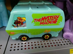 Scooby Doo Mystery Machine, seen at the new Horn Lake Walmart (l_dawg2000) Tags: new usa mississippi store unitedstates large walmart departmentstore ms spark groceries supercenter hornlake discountstore desotocounty sparklogo cheapimpact
