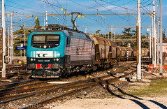 EU43 003 (atropo8) Tags: italy train nikon merci zug cargo verona treno freight rtc veneto cereali d810 railtractioncompany eu43003
