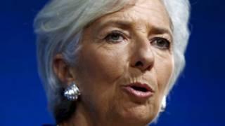 """多国""""力挺"""" 拉加德有望连任IMF总裁"""
