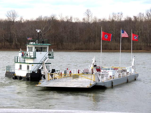Cumberland City Ferry