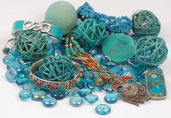 weekly colour challenge:TURQUOISE (Rener69) Tags: turquoise jewelry colourchallenge
