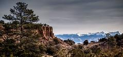 Near Los Alamos, NM (Trent9701) Tags: travel panorama mountains newmexico santafe landscape hiking bandeliernationalmonument trentcooper