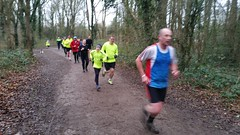 20160213_091915 (AnthonyLester229) Tags: cold wet grey woods running tonbridge parkrun event115 tailrunning 13february2016