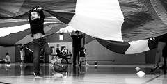 Parachute (Michael Mayson) Tags: basketball kids fun parachute d600