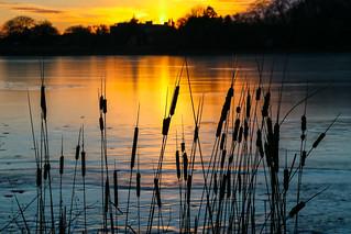 Beautiful Sunset @ Grenadier Pond - Explored