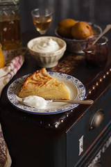 IMG_6234_exp-4 (Helena / Rico sin Azcar) Tags: cake pear vanilla tarta pera vainilla gateauinvisible