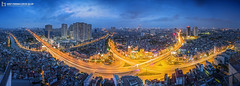 Untitled_Panorama552s (Hanoi's Panorama & Skyline Gallery) Tags: city sky building skyline architecture skyscraper canon asian asia capital skylines vietnam hanoi asean appartment royalcity vitnam hni skyscrapercity caoc ngts thanhxun hanoiskyline hanoipanorama hanoicityscape