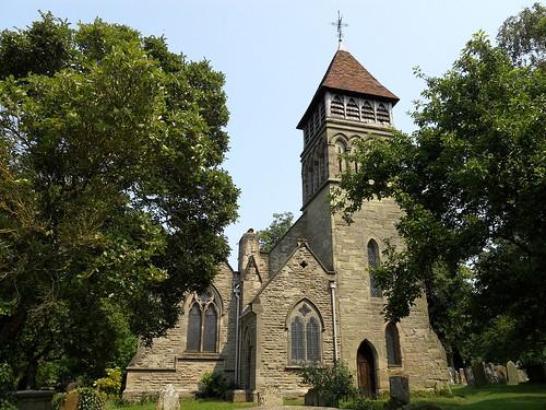 Old Milverton Church