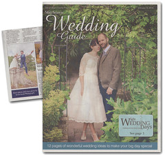 Isle of Wight County Press - Wedding Guide Front Cover (s0ulsurfing) Tags: wedding news print island photography shot image cover isleofwight guide february isle wight 2016 iwcp s0ulsurfing county days press wight wwwjasonswaincouk