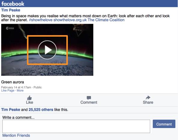 ទាញយកវីដេអូក្នុង Facebook យកមកទុកមើលបានតាមរបៀបនេះ ដោយមិនបាច់ប្រើកម្មវិធីជំនួយ!