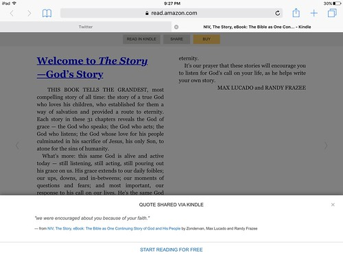 Share Kindle Quotations by Wesley Fryer, on Flickr