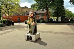 21704 (benbobjr) Tags: uk greatbritain england sculpture art english statue big unitedkingdom britain lincolnshire lincoln gb british midlands magnacarta eastmidlands lincolnhotel kingjohn henryiii bailgate communitylink 800thanniversary robertdevere lincolnbig stpaulinthebail lincolnbusinessimprovementgroup lincolnbaronschartertrail the1960sbaron lincolnbarons 25barons bitchealthyhighstreetscampaign truselltrust