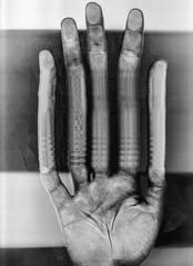 Scan 55: Streak (A Durst Photo) Tags: people art hand scanner bodypart typeofphotography alternativrprocess