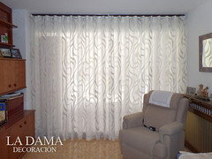 "Cortinas salón clásico • <a style=""font-size:0.8em;"" href=""http://www.flickr.com/photos/67662386@N08/25380677665/"" target=""_blank"">View on Flickr</a>"