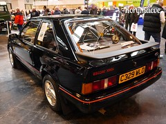 1986 Ford XR3I Mk4 (Rorymacve Part II) Tags: auto road bus heritage cars ford sports car truck automobile estate transport historic motor saloon peugeot compact roadster motorvehicle peugeot205gti fordxr3