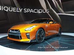 world show road orange cars car sport skyline speed... (Photo: FotoManiacNYC on Flickr)