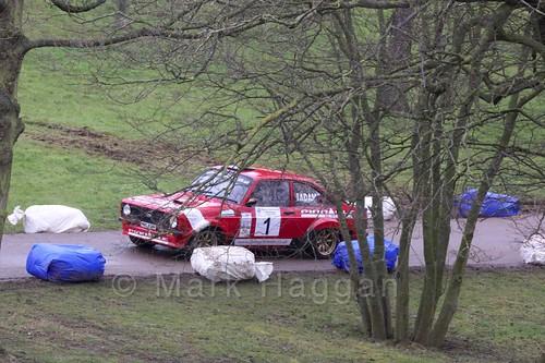 Donington Rally, March 2016
