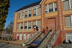 March 29, 2009 (slidefarmer2015) Tags: school architecture vancouver website kitsilano sch vancouverbc schoolground exported vrki