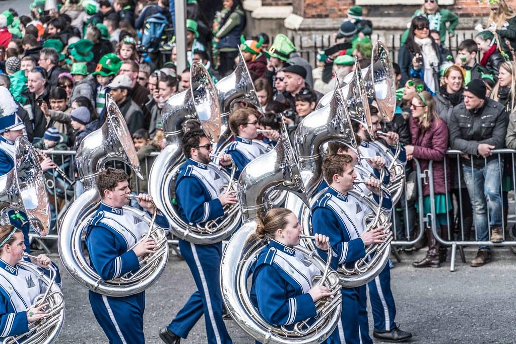 Christopher Newport University Marching Captains-112436