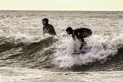 DSC_8475 (2) (Donnie Nicholson) Tags: waves surfer rockawaybeach surfergirl yesterdayswaves