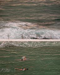 Bondi Beach 55 (deb & devin etheredge) Tags: morning sunrise sydney australia bondibeach firstlight bondiicebergs oceanpool bondibaths