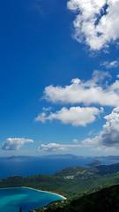 Clouds (grinnin1110) Tags: usa clouds islands outdoor stjohn northamerica caribbean tortola atlanticocean stthomas signalhill jostvandyke bvi territory britishvirginislands mountaintop usvirginislands usvi magensbay scenicoverlook peterborgpeninsula cruise2016