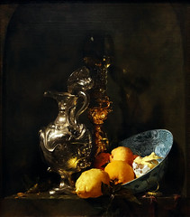 Kalf, Still Life with a Silver Jug