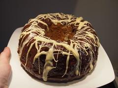 Marzipan-Apfel-Kuchen, 09-04-16 (schroettner) Tags: vegan homemade marzipan apfel veganerkuchen
