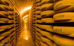 Affinage du comt, Jura France (sebastien.mespoulhe) Tags: cheese jura fromage comt rousses affinage