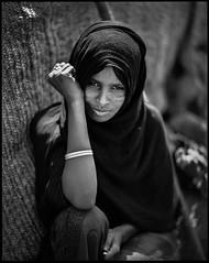 Afar girl (nahlinse) Tags: portrait people film mediumformat iso100 fuji tribes ethiopia afar fujineopanacros fujineopanacros100 film:brand=fuji film:iso=100 developer:brand=adox film:name=fujineopanacros100 adoxadonal developer:name=adoxadonal filmdev:recipe=9369
