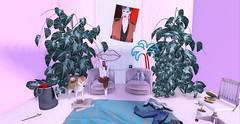 Next on our show.... (Shay/ Shaterica Wulluf) Tags: life dance strawberry sl meme secondlife second soy monday atomic floorplan singh seul kitja shaterica wulluf ipukekawaii