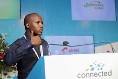 Celebrity Guest Speaker on Entreprenuership-  Eric Kinoti