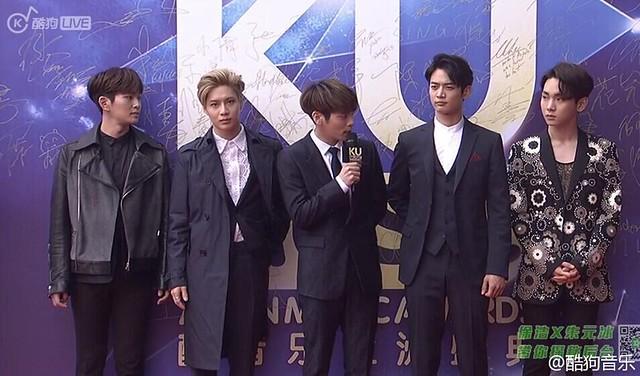 160329 SHINee @ 2016 KU Asia Music Awards' 25920582780_d74d378805_z