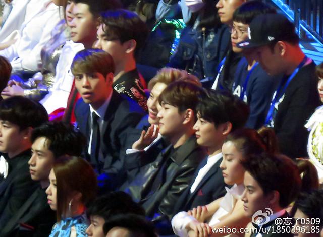 160329 SHINee @ 2016 KU Asia Music Awards' 25920593760_778e84e6d5_z