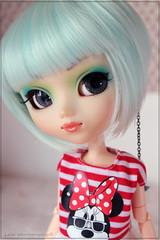Nobe - Pullip Prunella (Leia~) Tags: white canon photography reflex doll clothes wig pullip rement diorama leia prunella mueca sbh obitsu eos1100d