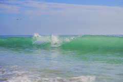 Beach (cord1964) Tags: ocean sky beach nature water colors beautiful surf florida wave stuart approved martincounty hutchinsonisland