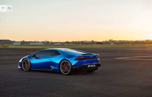 Lamborghini Huracan by Sunus Motorsport