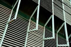 Old geometric building (.Alnath.) Tags: old urban building geometric argentina nikon d7200