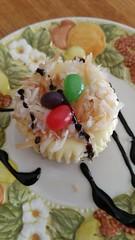 Happy Easter! (C. VanHook (vanhookc)) Tags: easter cheesecake cupcake toastedcoconut 52in2016 dellarobbiadish