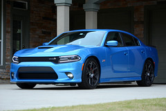 B5 Blue Scat Pack (ATJH) Tags: new blue scat pack dodge b5 hemi mopar brand package rt charger srt 392 2016 apearence