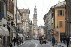 Parma, Italy, April 2016