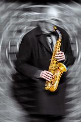 Jazz goes mad (Paweł Szczepański) Tags: wrocław województwodolnośląskie poland pl sal70200g shockofthenew express yourself expressyourself flickrdiamond trolled