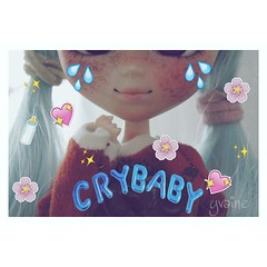 They call you crybaby (Mkpl) Tags: crybaby angelicpretty pullipcustom melaniemartinez nyyh pullipprupate