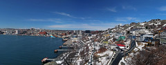 St John's view from Outer Battery (Alick Tsui Photography) Tags: harbour stjohns harbourfront outerbattery alicktsuiphotography