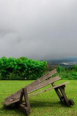 IMG_3663 (Palula Brasil) Tags: nature grass bench cloudy outdoor banco nublado mato matogrosso cuiaba chapadadosguimaraes