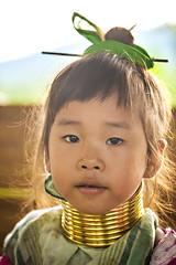 ChiangRai_5048 (JCS75) Tags: children thailand countryside kid asia karen longneck chiangrai hilltribe karian