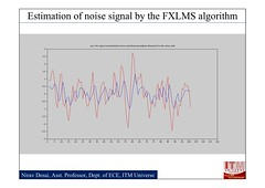 Active Noise Cancellation by the modified filtered x-LMS algorithm with online secondary path modelling PPT file_08 (DrJohnBullas) Tags: by path online modified secondary noise modelling algorithm active cancellation filtered xlms