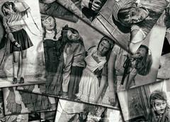 Family Album (Mathas Brea) Tags: halloween collage montaje virado